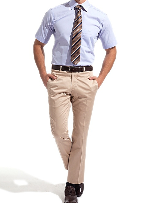 Pierre Cardin Klasik Pantolon Bej